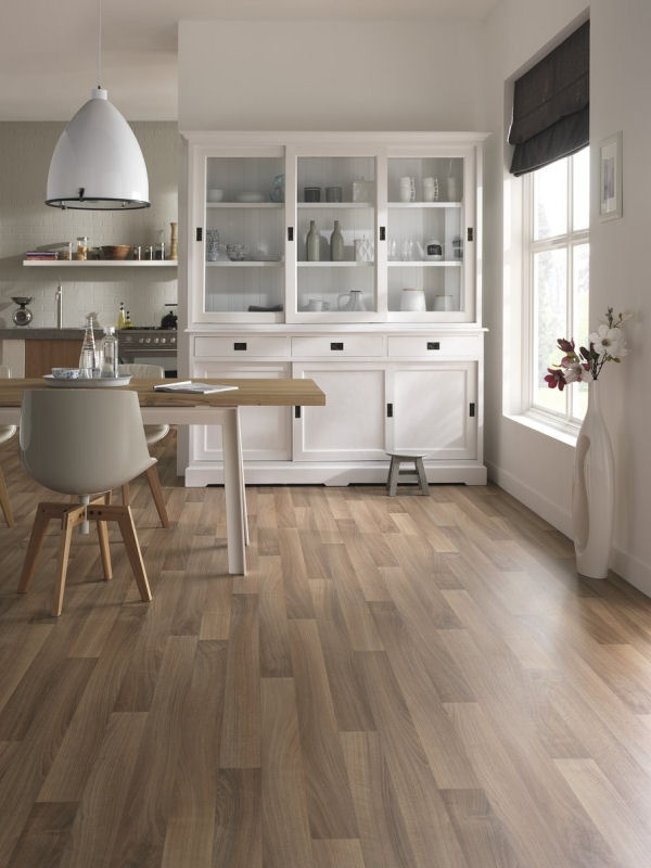 Novilon Viva 6534 Juglans  Marmoleum flooring from Livingreen