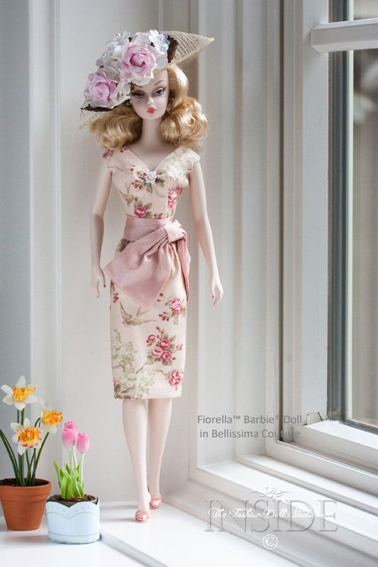 Fiorella Silkstone Barbie in Bellissima Couture