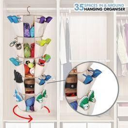 Organizador de Zapatos y Complementos In & Around  Ahora 19,84 €