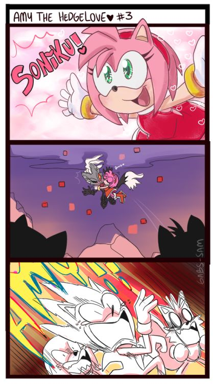 gabs-sam: Amy Rose, You will be remembered with Love #3 - Sonic Forces Wallpaper - Wicked Games HD [WG] [ READ MORE ]