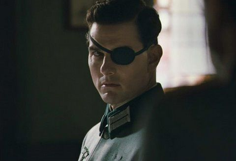 Valkyrie - Failed bomb plot to kill Hitler - Tom Cruise, based on true story of Klaus von Stauffenberg