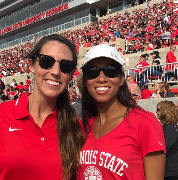 Moline duo inducted into ISU Hall of Fame When the athletic director at Illinois State University made the calls to tell Kara (Nelson) Weisemeyer and Aisha (Praught) Leer they were going to be inducted into the Illinois State Athletics Percy Family Hall of Fame, he had no idea they were high ...