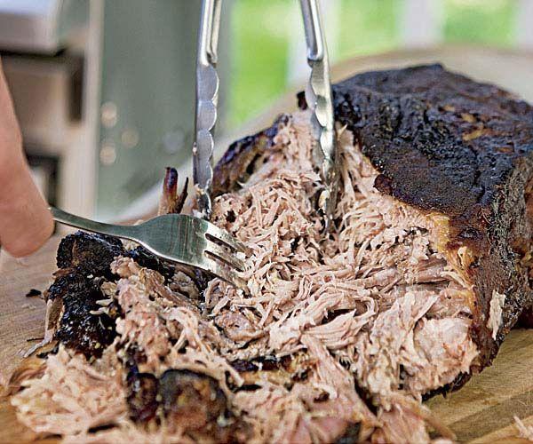 Pork shoulder brine smoked recipes