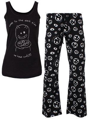 David & Goliath Dark Side Ladies Pyjama Set #david&goliath #pyjama #monster