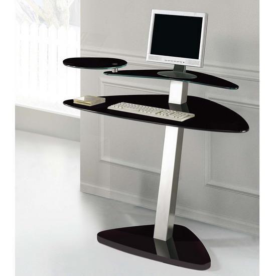 14 Best Images About Glass Desks On Pinterest