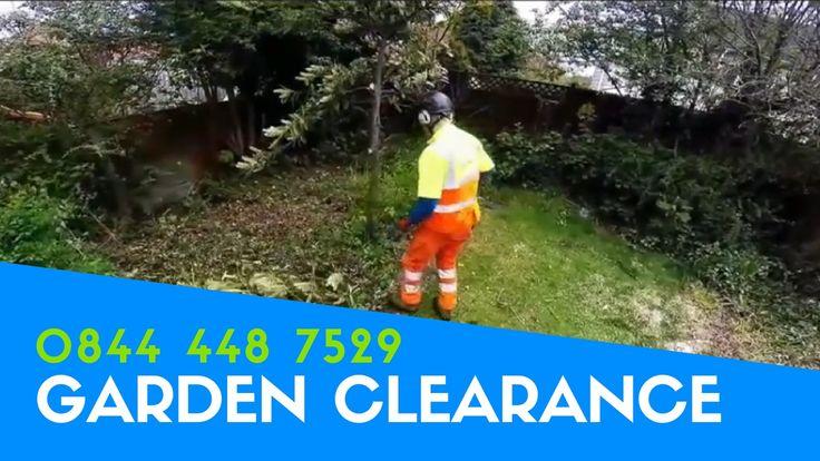 Garden Clearance Sanderstead   0844 448 7529   Croydon Surrey