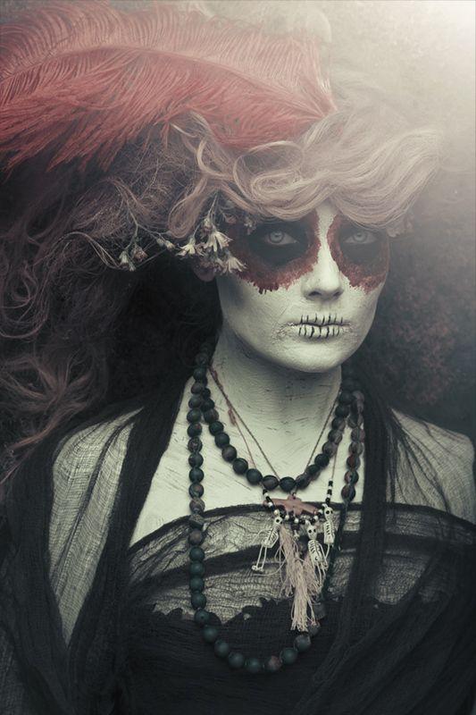Halloween Costumemakeup, Sugar Skull, Of The, The Catrina, Blog Design, Dead, Nick Chaos, Day, Photography Blog