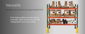Check out our blog about how to select the right pallet rack for your facility.