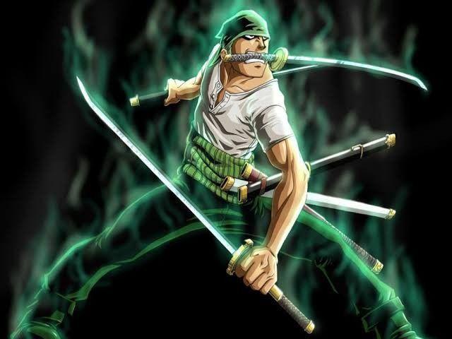 new ashura power up zoro