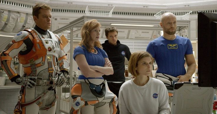'The Martian' Extended TV Spot, 2 Clips, Viral Video & Photos -- Matt Damon's Mark Watney gets lost in space while Jeff Bridges watches a unique presentation by Donald Glover in new clips from 'The Martian'. -- http://movieweb.com/martian-movie-tv-spot-clips-viral-video-photos/