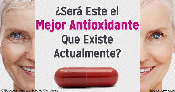 Astaxantina: Uno de los Mejores Antioxidantes