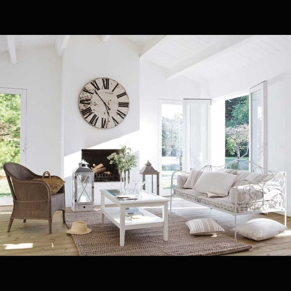 Die besten 25+ Strand stil wanduhren Ideen auf Pinterest Strand - wanduhr design wohnzimmer