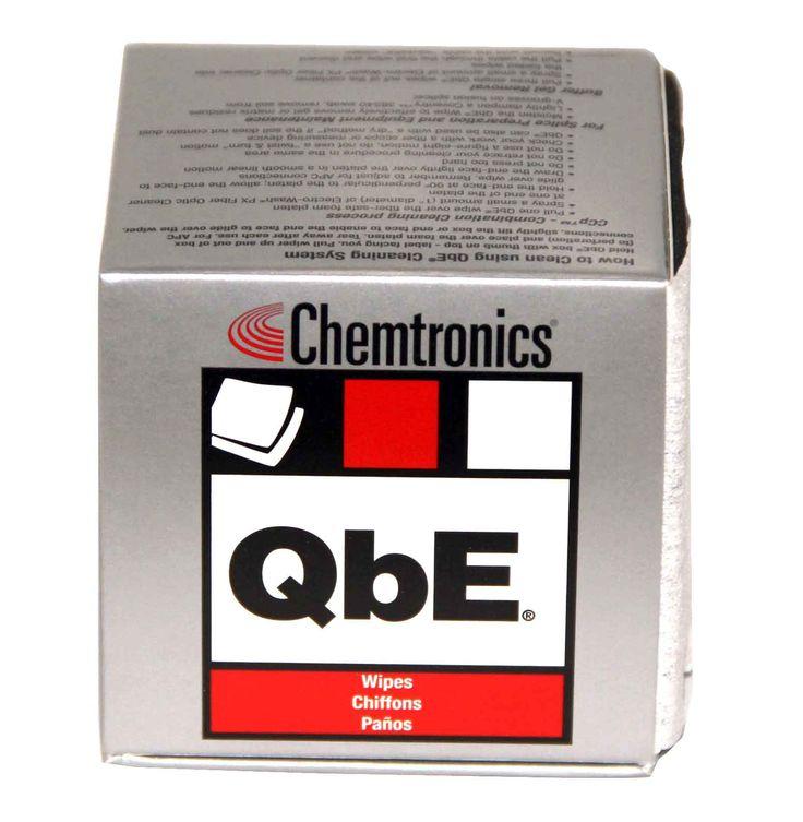 Chemtronics QbE Lint Free Wipes - 200 Wipes/Box