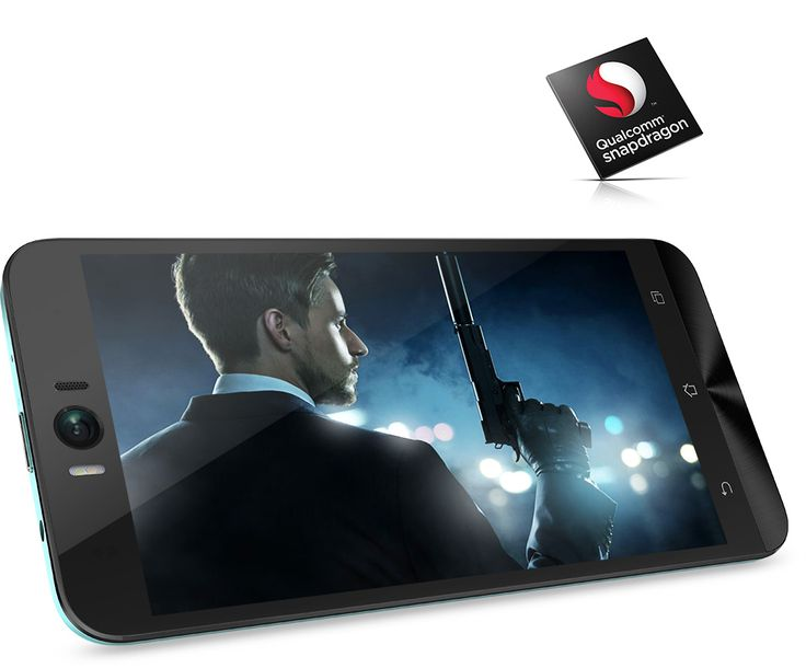 ASUS ZenFone Selfie featured 13MP camera with dual-LED Real Tone flash both Front & Rear, Rear camera with laser auto-focus, real-time beautification mode, backlight (HDR) mode, low-light mode, selfie panorama mode, brand-new ZenUI, 5.5 inch Full HD IPS display and Qualcomm Snapdragon 64-bit Octa-Core processor.