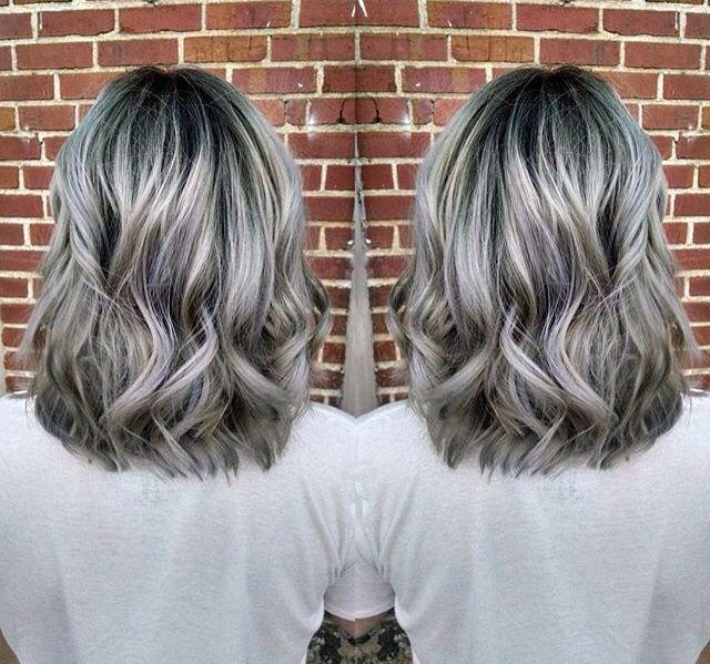 Best 25+ Long gray hair ideas on Pinterest | Long silver hair ...