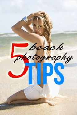 5 Tips For a Beach Photography Glamour Shoot.  Lens selection, equipment, (bikini tip), perspective and more