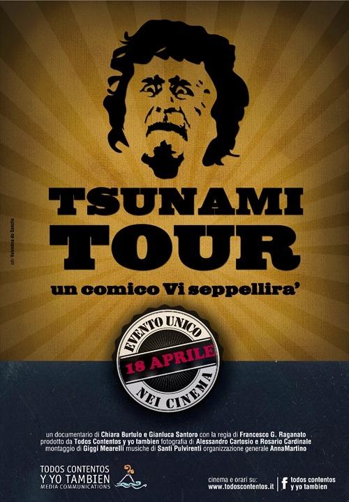 Movimento 5 Stelle Porto Sant'Elpidio: TSUNAMI TOUR - UN COMICO VI SEPPELLIRA'