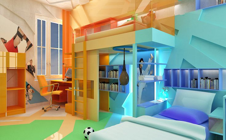In the yard children room for children between 8 to 11 for Bedroom ideas 8 year old boy