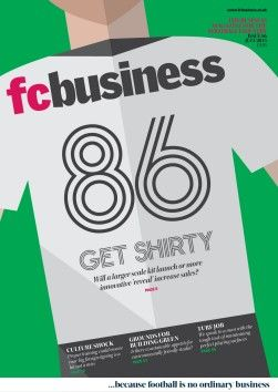 fcbusiness - The Business Magazine for the Football Industry