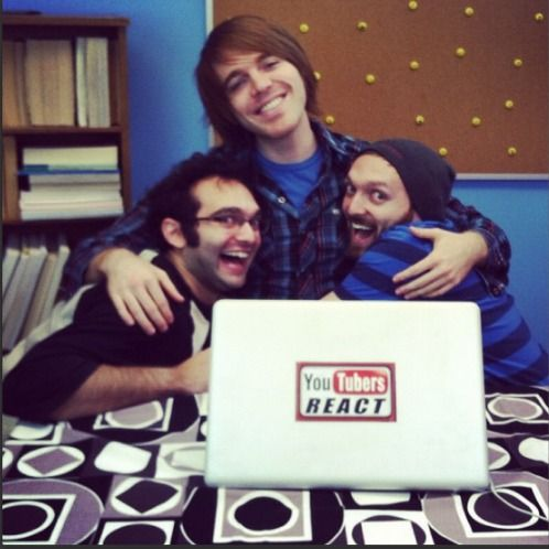 Shane Dawson And The Fine Brothers