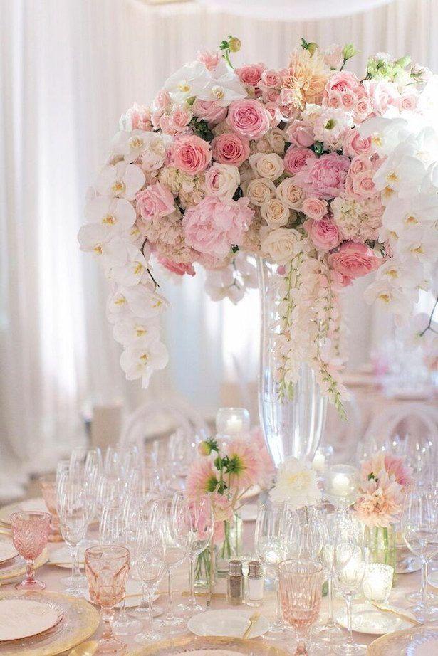 Wedding Centerpiece - Jessica Claire Photography