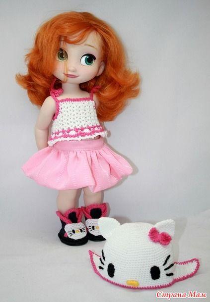 Мисс Китти и новое платье для Рапуши