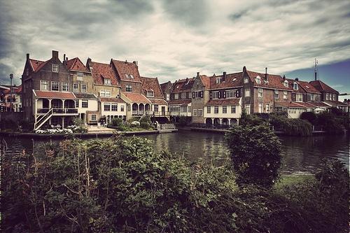 Enkhuizen, Holland
