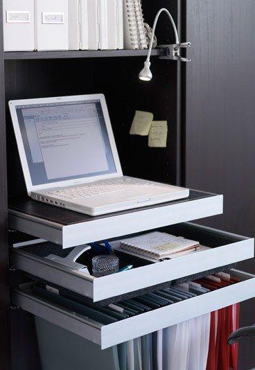 1000 ideas about ikea rangement bureau on pinterest - Ikea meuble bureau rangement ...