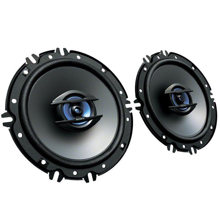 """Bocinas Sony XS-GTE1620 6.5"""" 2-Vías 190w Max"""