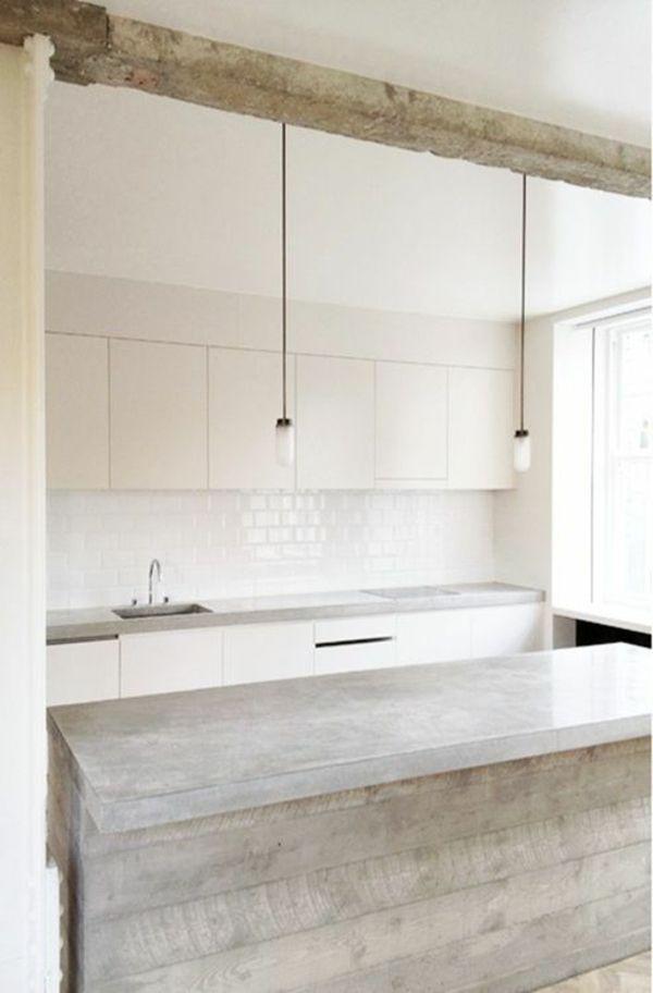 Küchenblock freistehend modern  Die besten 25+ Küchendesign mit kochinsel Ideen auf Pinterest ...