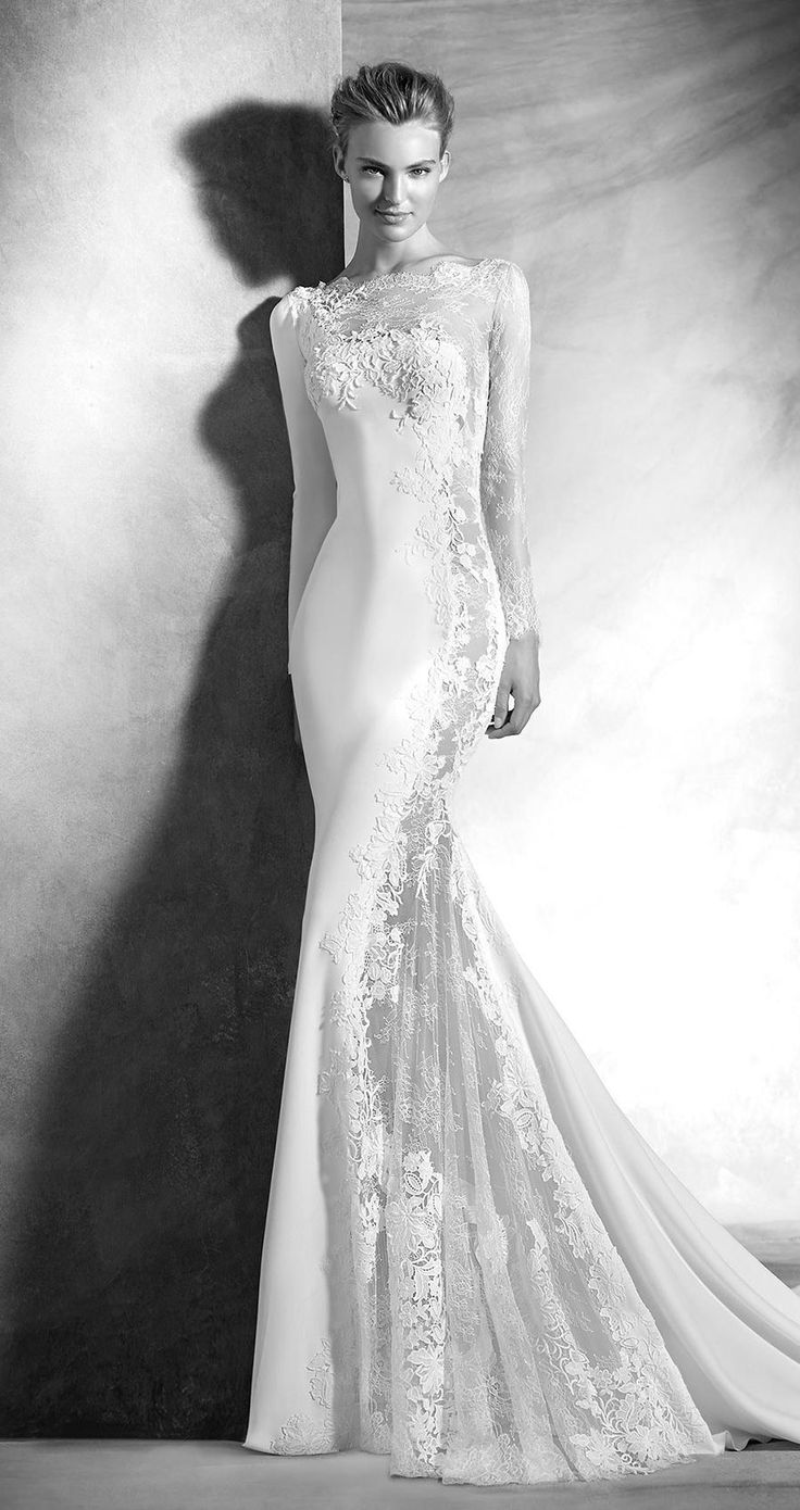 Wedding Dress Pronovias 2016 Atelier VEDA_B