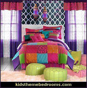 Seventeen bedroom ideas