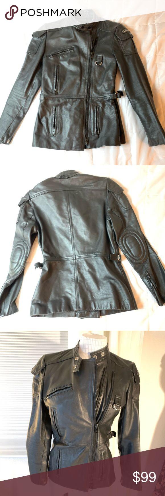 Hein Gericke Vintage Motorcycle Jacket Jackets