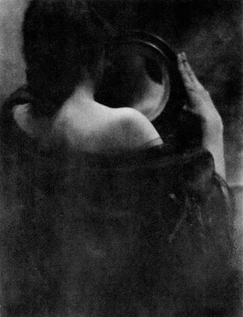 Edward Steichen - The Mirror. 1902