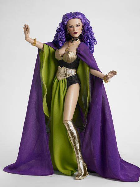 DC Stars™ Collection | Tonner Doll Company - Circe #DCComics #TonnerDolls #FashionDolls