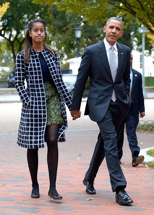 Malia Obama was recently photographed kissing someone with royal ties! The daughter of former US President Barack Obama was seen smooching Rory Farquharson, a British former public schoolboy who she recently met at Harvard, the university they are both attending. It has been revealed that her 19-year-old