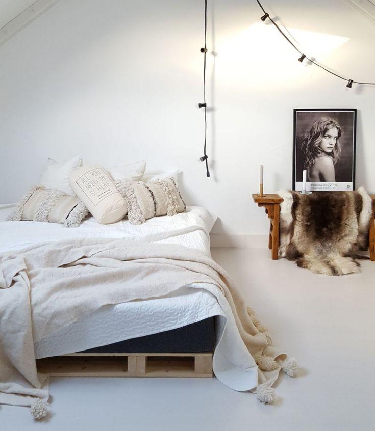 Marloes Living - Diy platform bed- cheap