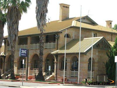 Warwicks police Station