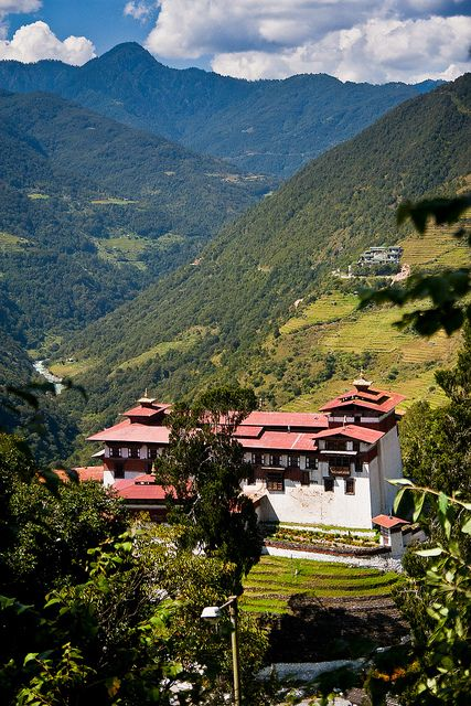 Thongsa, Bhutan