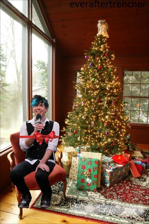 Dear Santa, All I want/need for Christmas is Josh Ramsay <3 THAT LOOKS LIKE MY HOUSE SOOO MUCH!!! ITS EVEN WHERE WE PUT THE CHRISTMAS TREE!!!!