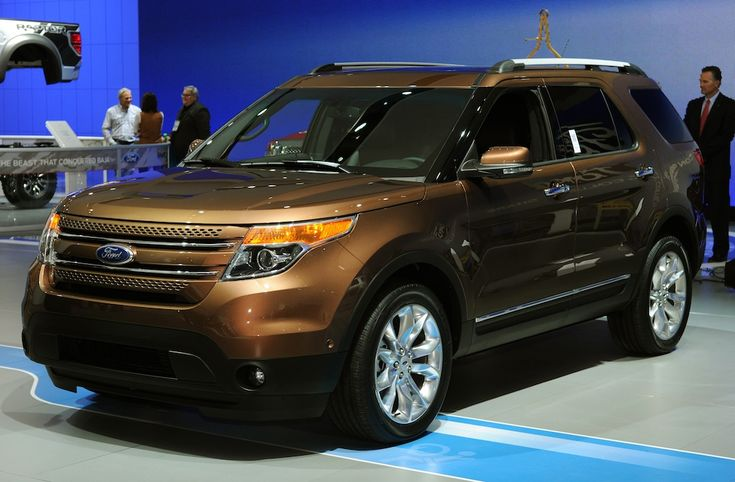 Ford Explorer Paint Colors