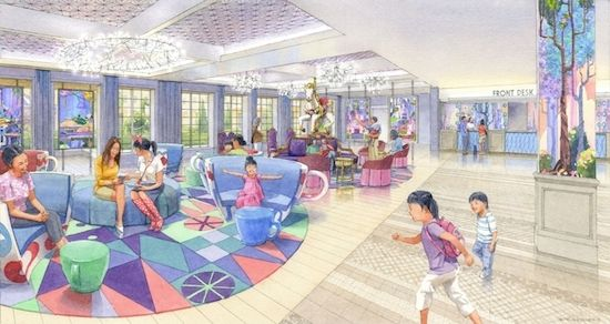 Earlier this week, plans were announced for a new hotel - Tokyo Disney Celebration Hotel - which is set to open at Tokyo Disney Resort in 2016. tami@goseemickey.com