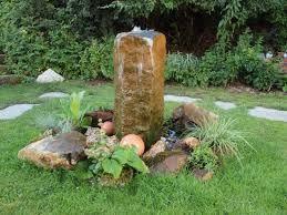 25+ parasta ideaa vain Pinterestissä: Gartenbrunnen stein ...