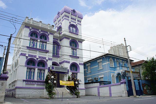 Moorish influence in Sao Paulo's architecture