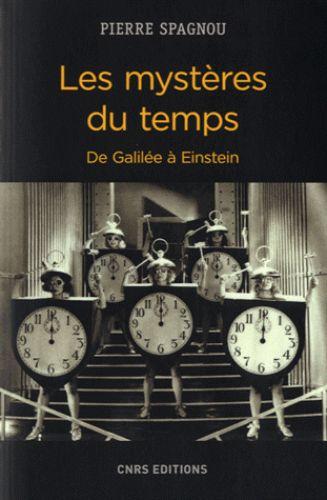 Les mystères du temps/Pierre  Spagnou, 2017 http://bu.univ-angers.fr/rechercher/description?notice=000889073