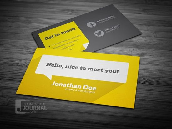 8 best business cards images on pinterest free business card we selected 20 free business card templates and mockups for you to choose from these free business card templates and mockups are great for designers too colourmoves Image collections