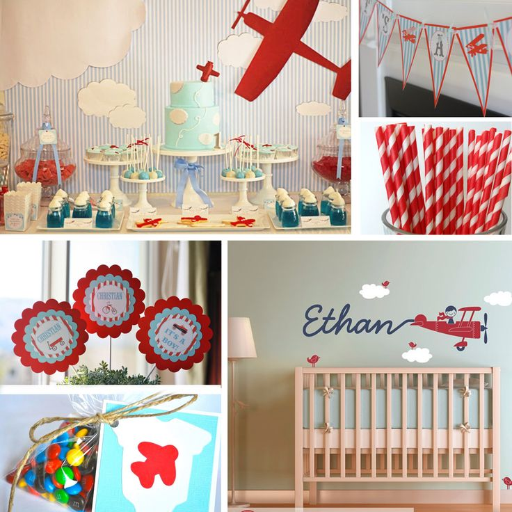 Decorating Ideas > 24 Best Images About Birthday Ideas  1st  Airplane On  ~ 181717_Birthday Party Ideas Richmond Bc
