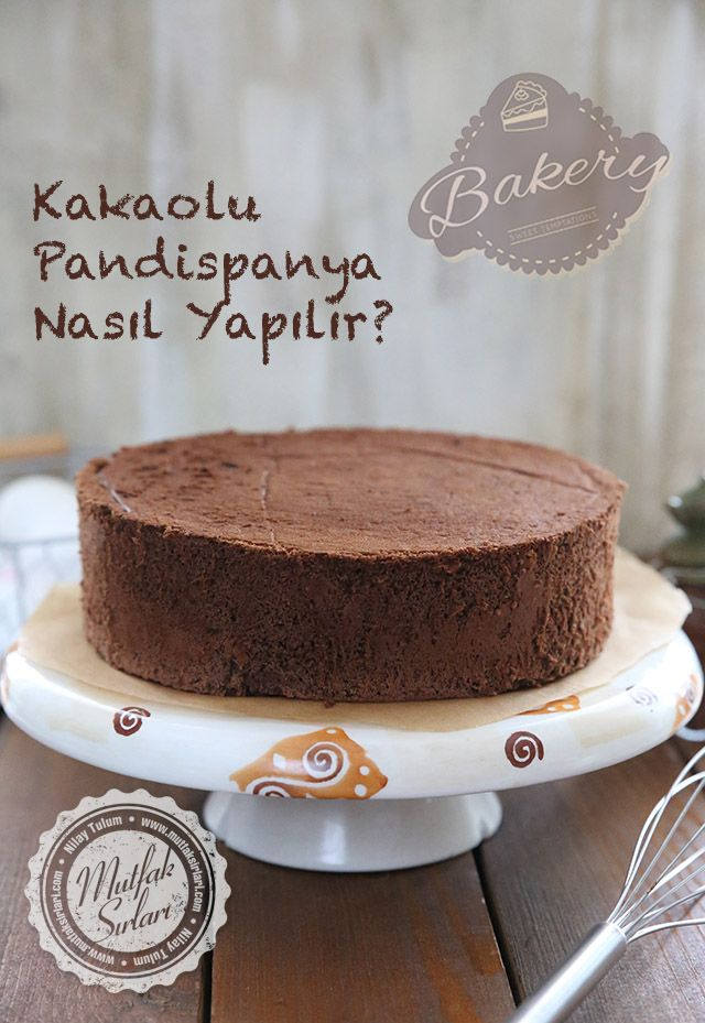 Kakaolu Pandispanya Nasıl Yapılır? nasıl yapılır ? Ayrıca size fikir verecek 2 yorum var. Tarifin püf noktaları, binlerce yemek tarifi ve daha fazlası...
