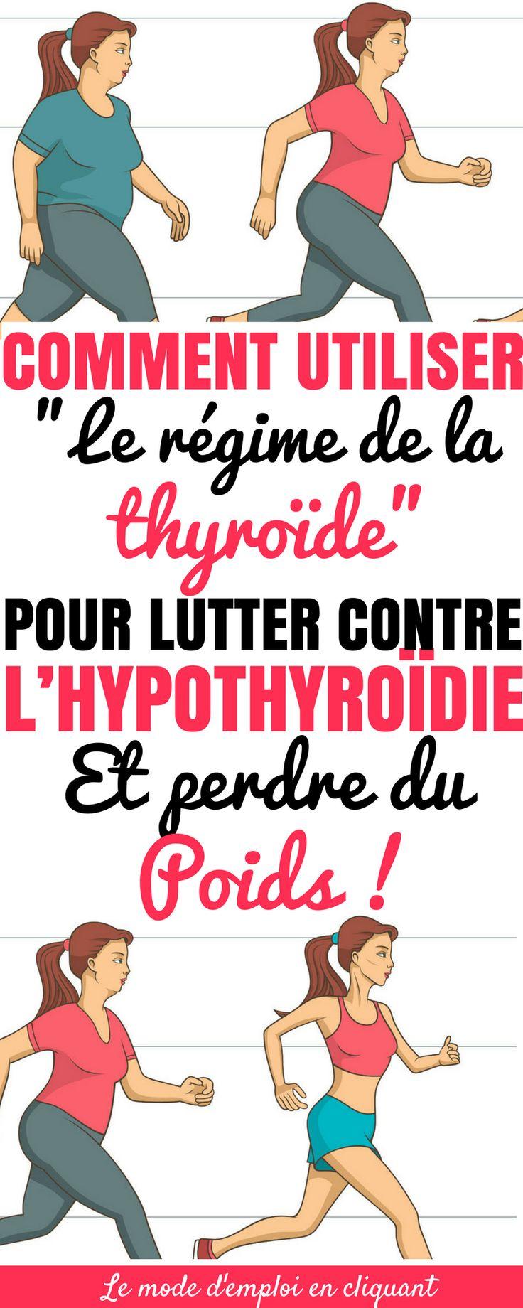 La glande thyroïde permet de réguler la façon dont les cellules de notre corps utilisent l'énergie de la nourriture dans le processus qu'on appelle métabolisme. Cela affecte également le rythme cardiaque, la température du corps et la façon dont notre corps brûle des calories. En fait, il existe deux principaux types de troubles thyroïdiens, qui sont l'hypothyroïdie et l'hyperthyroïdie. L'hypothyroïdie... #régime #perdredupoids #maigrir #maigrirsansstress #astuces #thyroide #hypothyroidie