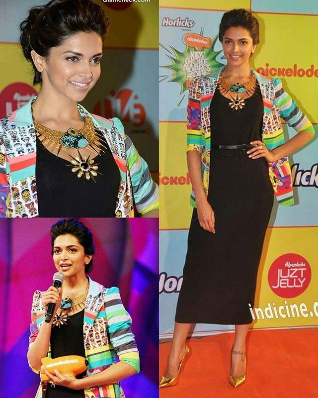 Nickelodeon KCA'16 - Deepika  has been nominated in Best Movie Actress for Bajirao Mastani. Vote for Deepika